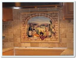 tuscan kitchen backsplash ideas in tuscan backsplash home and cabinet reviews