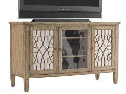 sanctuary 4 drawer console table hooker furniture sanctuary 60 entertainment console surf visage
