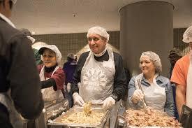 hosea helps serves thanksgiving dinner to atlanta s needy