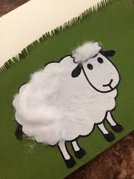 diy sheep eid card