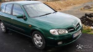 nissan almera 2002 hatchback 1 5l petrol manual for sale