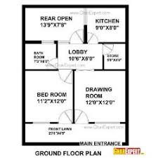 house plan for 25 feet by 33 feet plot plot size 91 square yards