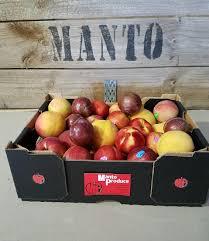 Clingstone Class 2 Yellow Clingstone Peaches Manto Produce