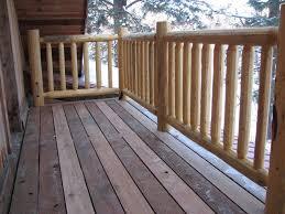deck stair railing idea u2014 all home design ideas