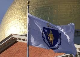 Flag Of Massachusetts 2017 04 11 Massachusetts Flag Newbostonpost