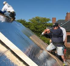 Insulation For Ceilings by Insulating Roofs Walls And Floors Greenbuildingadvisor Com