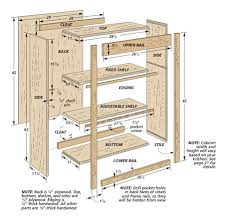 kitchen cabinets plan custom kitchen cabinets woodsmith plans