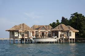 Tiki Hut On Water Vacation 10 Amazing Overwater Bungalows You Can Sleep In Smartertravel