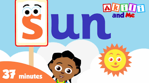 letters are fun sing and learn letters with akili and me