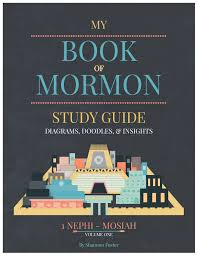 book of mormon study guide diagrams doodles and insights and