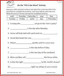 2nd grade language arts lesson plans kristal project edu hash