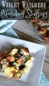 weight watchers sausage stuffing recipe midlife healthy living