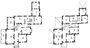 italian villa floor plans italian villa home plan