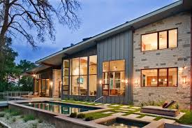 contemporary ranch homes large modern contemporary ranch homes design with grey exterior wall
