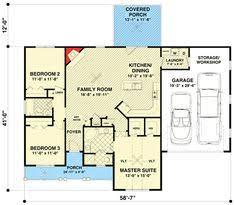 1st Floor Master House Plans Plan 32585wp Southern Sweetheart With Wraparound Wraparound