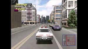 Chicago Map Traffic by Driver 2 Chicago Secret Car Youtube