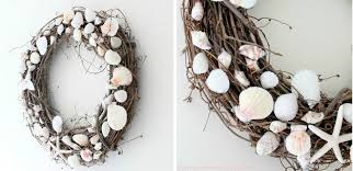 Decorating With Seashells In A Bathroom Seashell Crafts That Bring The Beach Into Your Home