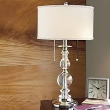 Orb Table Lamp Cindy Crawford Style Crystal Orb Table Lamp Jcpenney Rooms