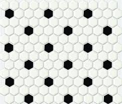 cleaning hex tile grout
