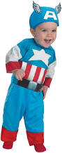 Halloween Costumes 18 Months Boy Captain America Winter Soldier Deluxe Retro Child Costume