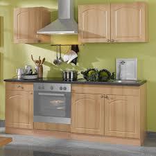 buche küche küche buna in buche dekor 210 cm breit pharao24 de