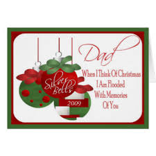 merry christmas dad cards invitations greeting u0026 photo cards