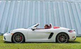 boxster porsche 2017 2017 porsche 718 boxster cars exclusive videos and photos updates