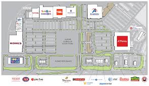 Grove City Outlet Map Homepage South Point South Point