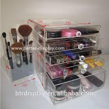 wholesale acrylic makeup organizer with drawers wholesale acrylic
