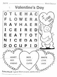 valentine u0027s day word search lovetoteach org free printable