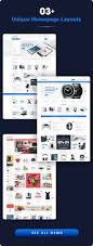 bestshop responsive prestashop 1 7 digital furniture store theme
