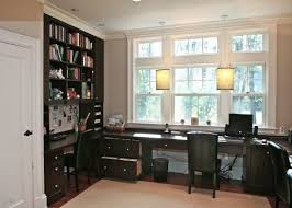 furniture glamorous office for two there s room for two to work