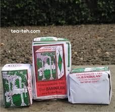 Teh Bandulan wangi khas teh hijau bandulan tea teh