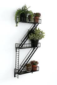 planters indoor wall herb garden ideas mounted planters hanging
