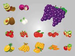 imagenes gratis de frutas y verduras diversos tipos de frutas y verduras descargar vectores gratis