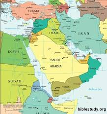 middle east map kazakhstan middle east world map