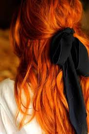 hair styliest eve stylish eve pretty orange hair style 2014 15 for elegant girls 6