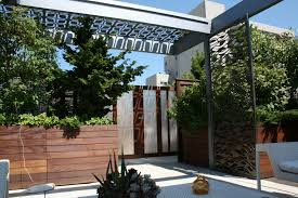 Metal Pergolas For Sale by Hand Made Chicago Custom Pergola Steel Screen Sun Shade By