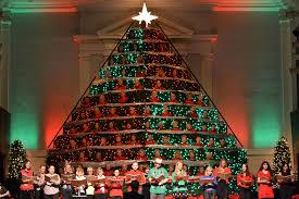 o u0027 christmas tree firstsarasota singing tree comes to life
