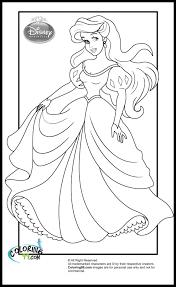 coloring pages disney princess ariel coloring pagesjpg ã u2014 pixels