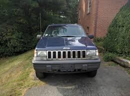 1994 jeep grand for sale 1994 jeep grand laredo v8 5 2l for sale photos