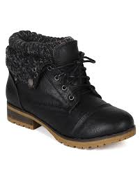 s fold combat boots size 11 amazon com refresh wynne 01 s combat style lace up ankle
