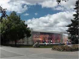 Glass Pavilion Lacaton U0026 Vassal U0027s Glass Pavilion Earns Top Spot In Montréal U0027s