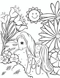 My Little Pony Coloring Pages Coloringpages1001 Com Pony Color Pages