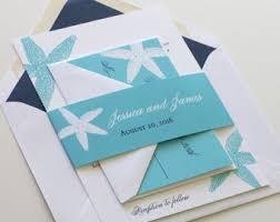 starfish wedding invitations starfish wedding invitations kawaiitheo