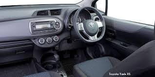 width of toyota yaris toyota yaris 5 door 1 3 xs specs in south africa cars co za