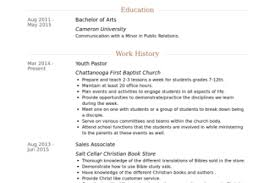 Pastor Resume Samples by Youth Minister Cover Letter Resume Sample Youth Pastor Youth