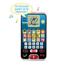 siege interactif vtech premier téléphone interactif pour petits vtech pour enfant de 2 ans