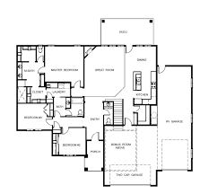 rv garage apartment floor plans