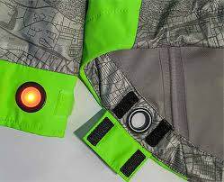 light bike jacket interbike trade show unveils future bike gear